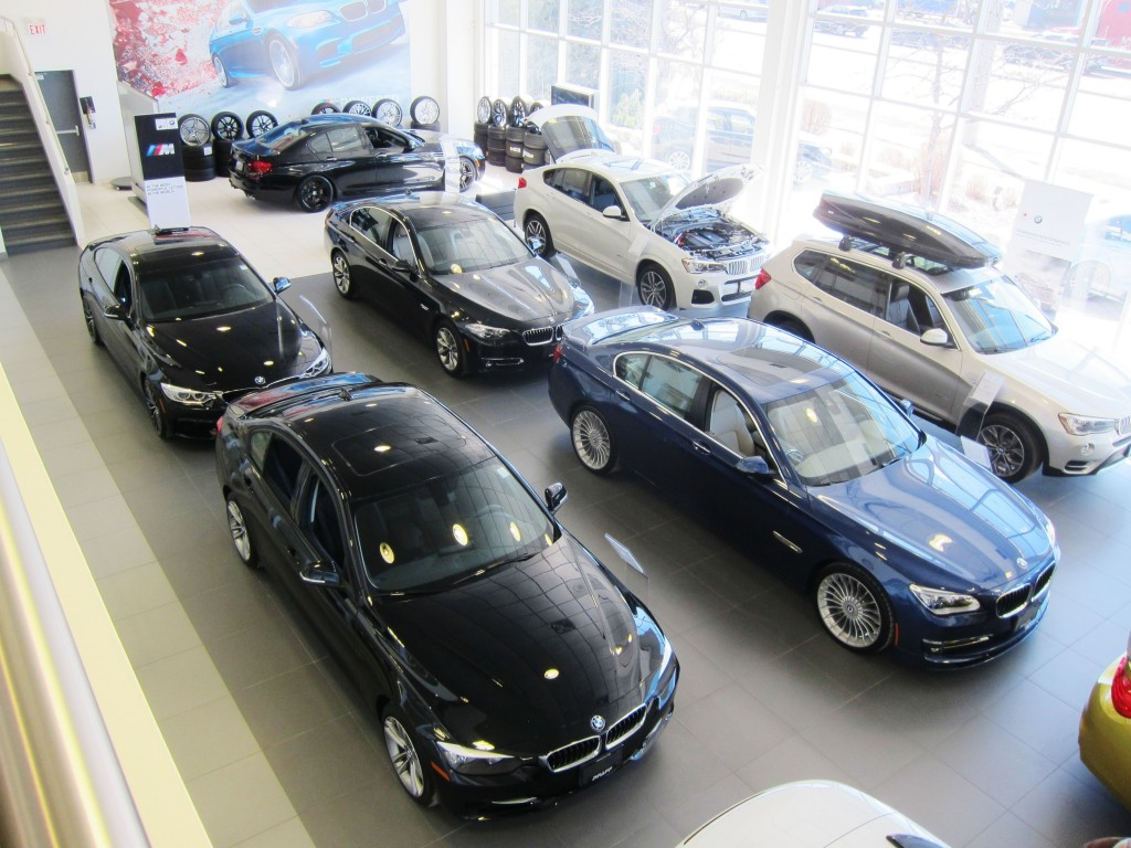 BMW_Showroom