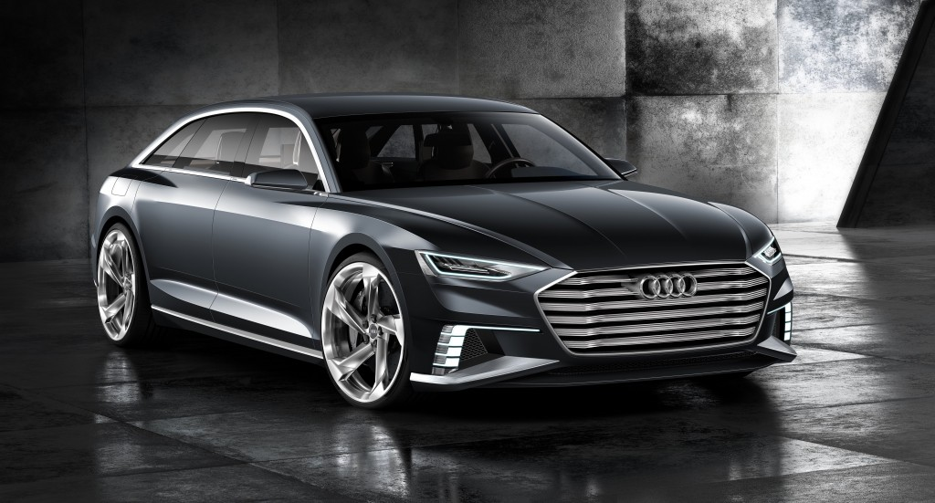 Audi Prologue Avant.