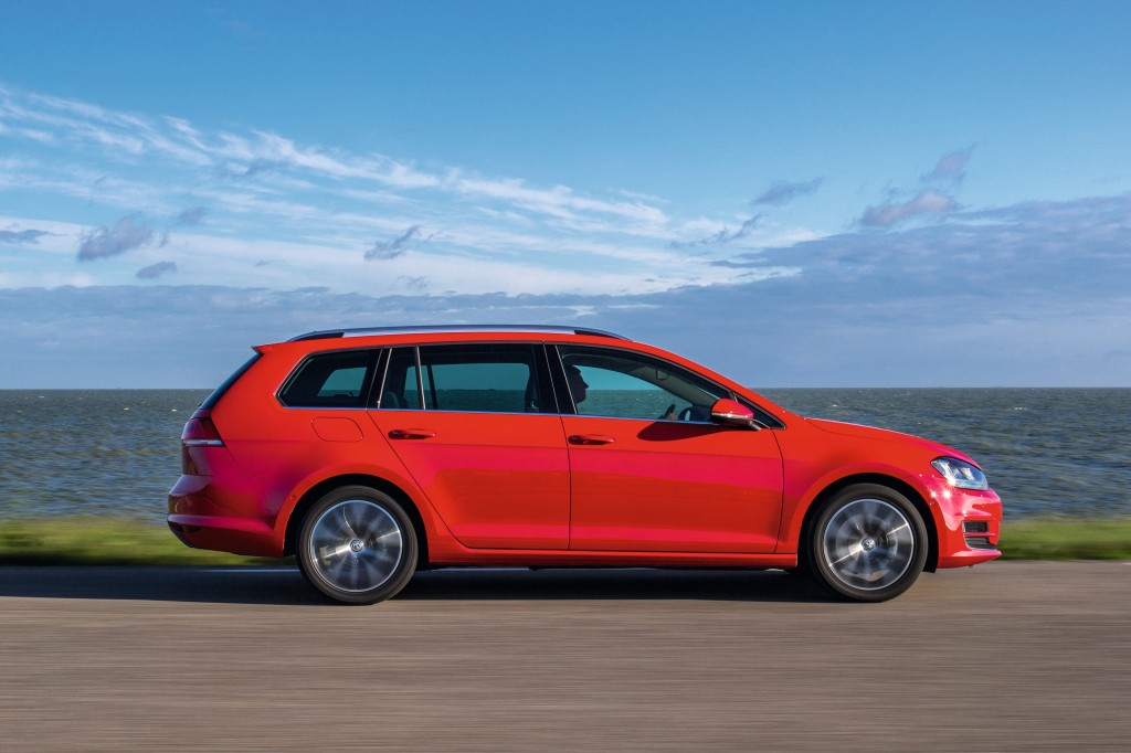 2015 Golf Sportwagon.