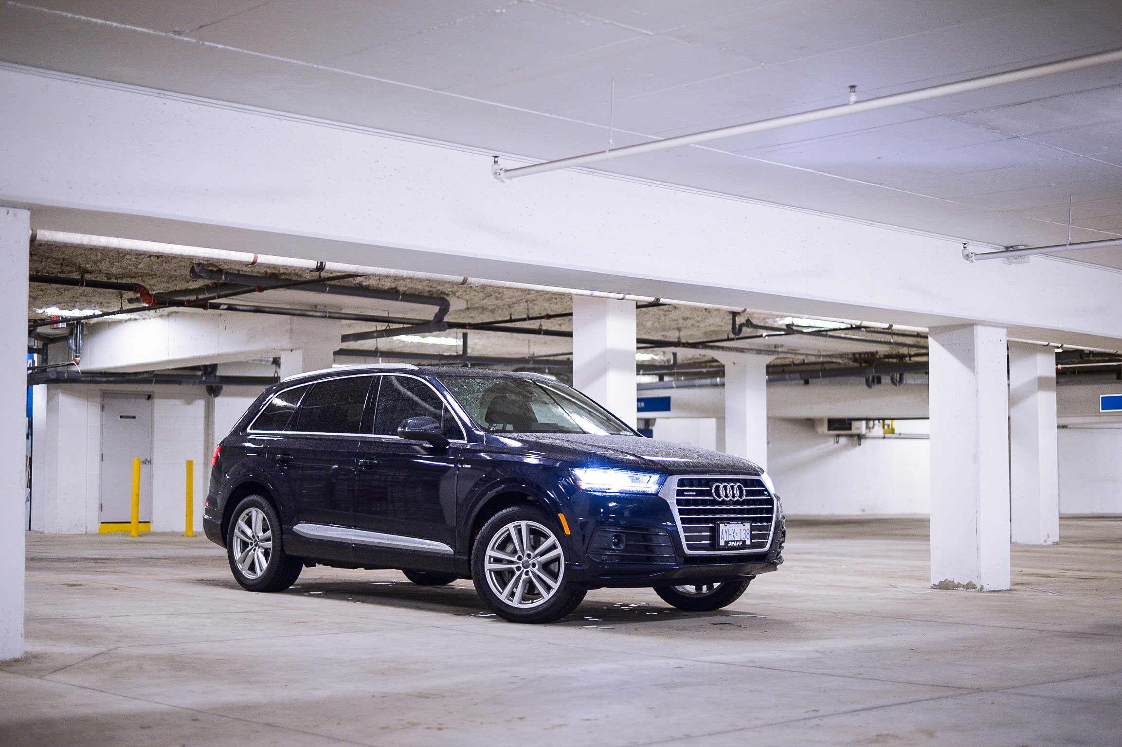 Review 2017 Audi Q7 Pfaff Auto