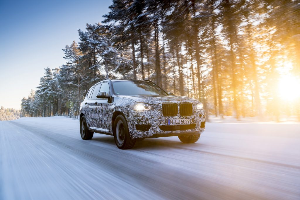 new-bmw-x3-undergoes-winter-testing