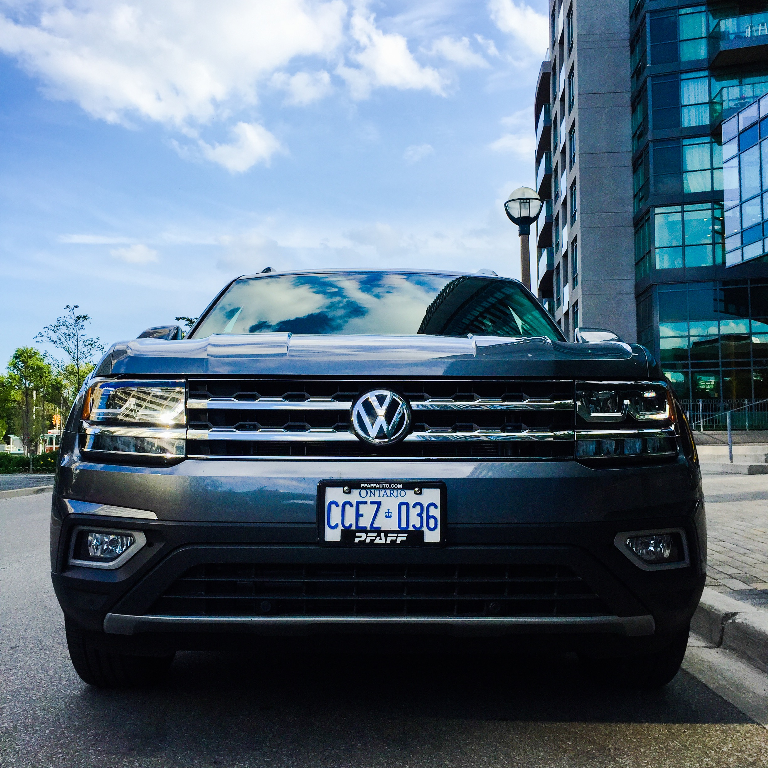 Review 2018 Volkswagen Atlas Pfaff Auto