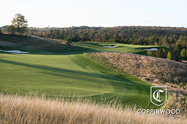 Coppinwood Golf Club.