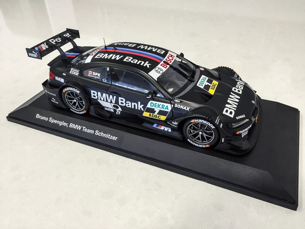 Bruno Spengler DTM car.