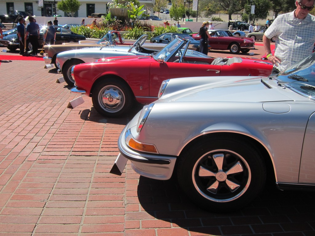 Monterey Car Week: day one