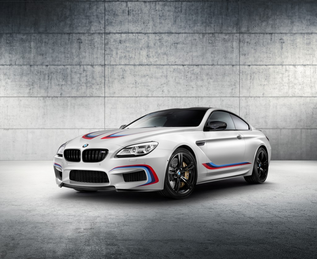 BMW M6 Competition Edition.