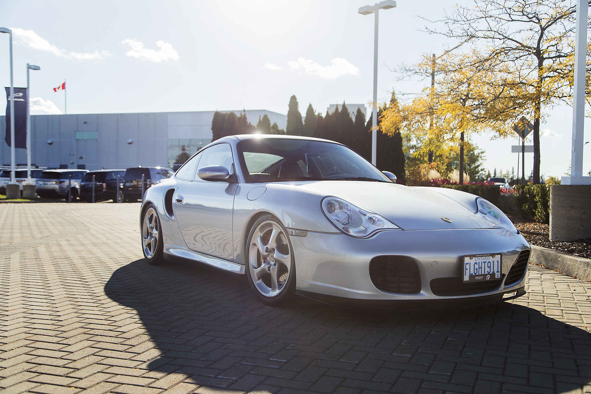 Pfaff Tuning: Jimmy reviews a Markski big turbo 996