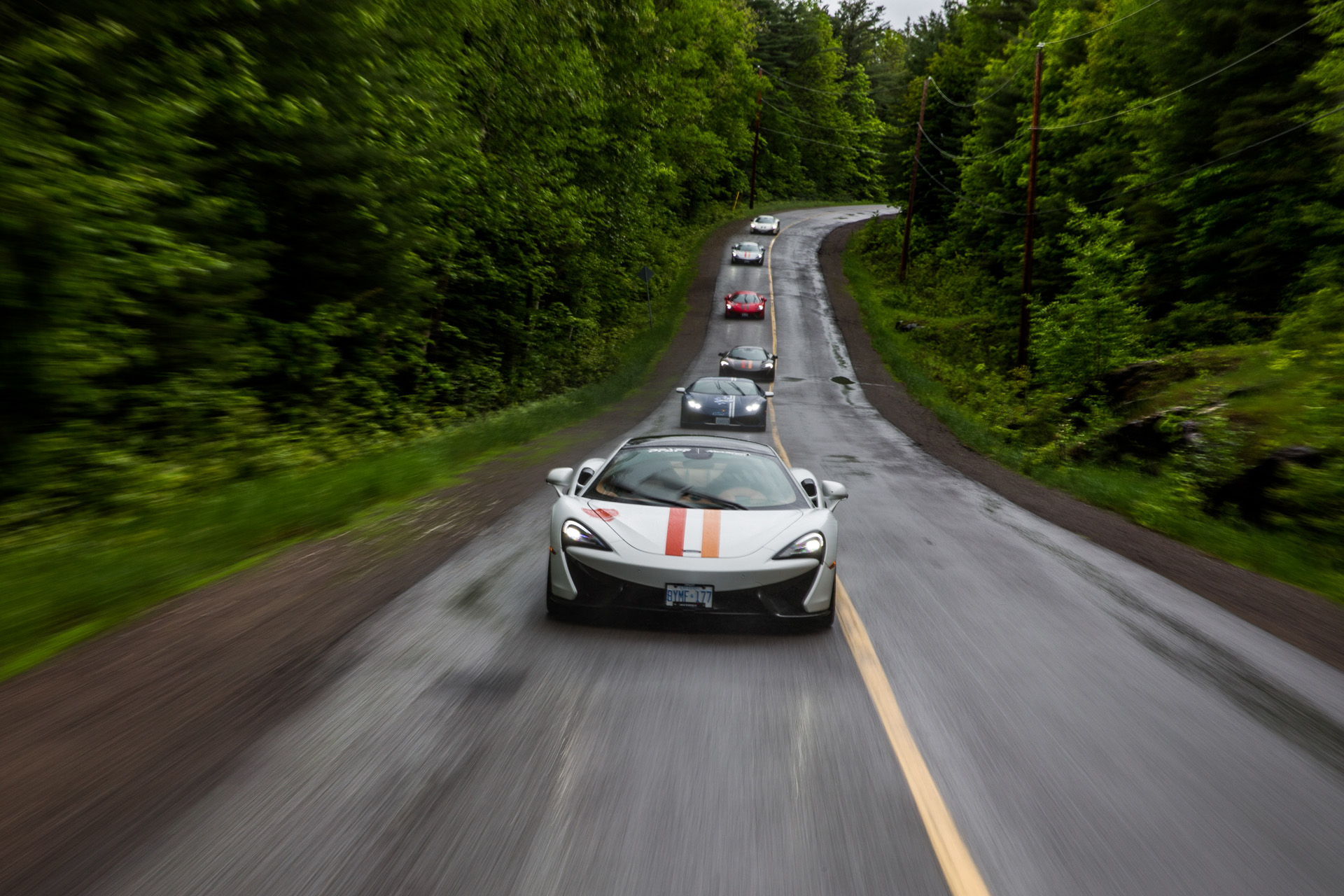Road to Montreal GP Rally - Click for Details