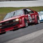 Audi 80 Coupe GT turn 5 VARAC